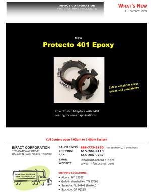 protecto 401 epoxy